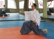 Iaido ir kobujutsu seminaras