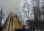 Rytietiškų Naujųjų metų šventė Lentvaryje